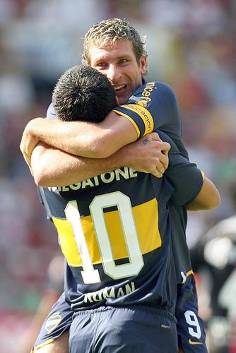 Riquelme_Palermo_Boca_Juniors