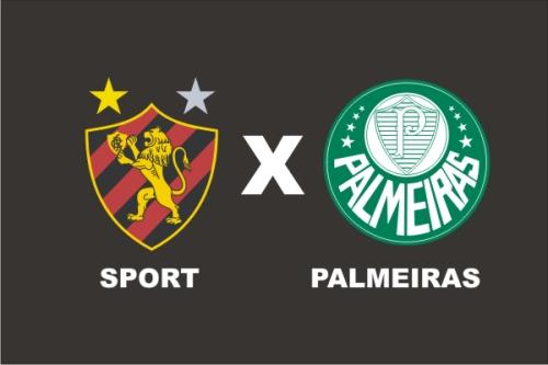 Sport x Palmeiras